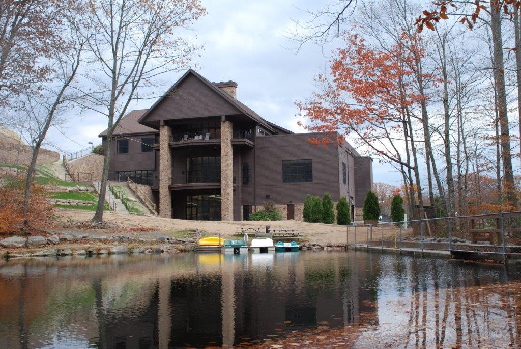Spruce Lake Retreat Center PA