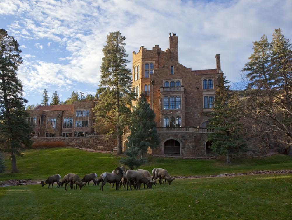 Glen Eyrie Conference Center Colorado Springs, CO