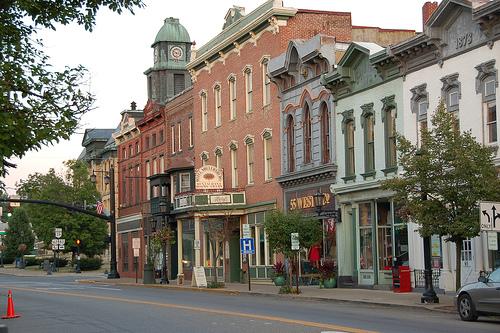 Hotel Millersburg, Ohio