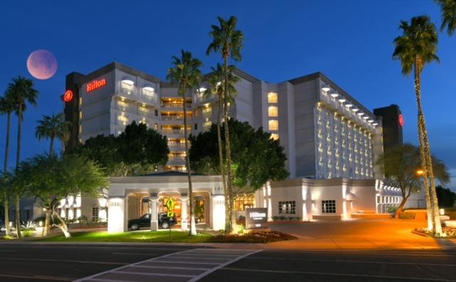 Hilton Hotel Mesa AZ