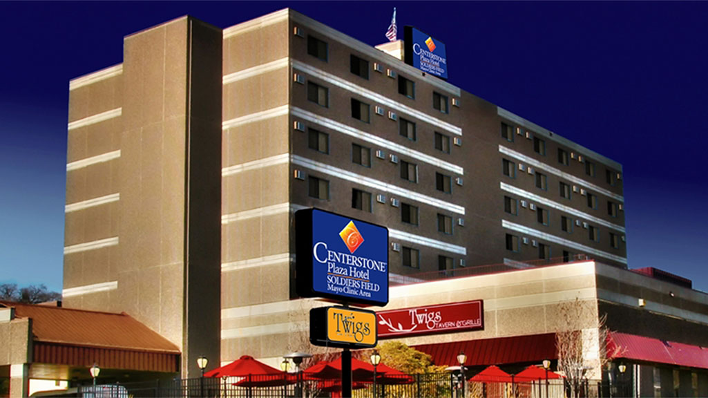 Centerstone Plaza Hotel - Soldiers Field